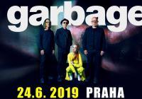 Garbage v Praze – ZRUŠENO