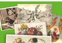 Velikonoce na dobových pohlednicích