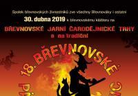 Jarní břevnovské trhy s pálením čarodějnic 2019