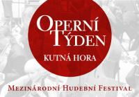 Operní týden - Kutná Hora