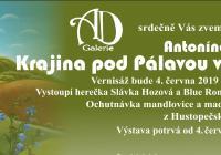 Krajina pod Pálavou v Praze - AD Galerie