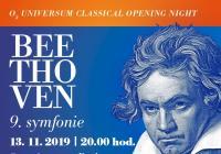 Beethoven 9. symfonie v Praze