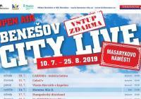 Benešov City Live