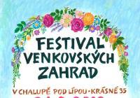 Festival venkovských zahrad - Krásné nad Svratkou