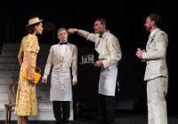 Divadlo A. Dvořáka Příbram: obsluhoval jsem anglického krále