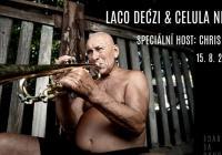 Laco Deczi & Celula N.Y. + Chris DePino