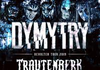 Dymytry Revolter tour - Plzeň