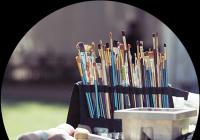 Zkušební lekce kreslení a malování