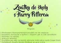 Zpátky do školy s Harry Potterem - Brno