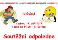 Soutěžní odpoledne - Brno Tuřany