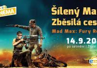 Letní kino Yellow Cinema - Šílený Max: Zběsilá cesta