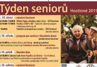 Týden seniorů v Hostinném