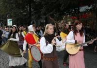Svatováclavské oslavy - Václavské náměstí