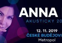 Anna K. Akusticky 2019 - České Budějovice