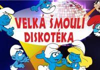 Velká šmoulí diskotéka - Břeclav