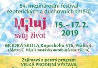 Festival MILUJ SVŮJ ŽIVOT v Praze