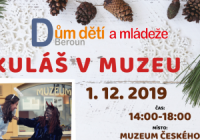 Mikuláš v Muzeu Beroun