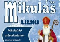 Mikuláš na náměstí - Česká Kamenice