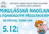 Mikuláš - Kulturní dům Crystal Česká Lípa