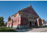 České Budějovice – za kostely Pražského předměstí