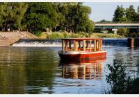 České Budějovice v létě – za koupáním, romantikou na lodi i sportem
