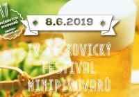Řečkovický festival minipivovarů 2019