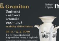 Graniton / umělecká a užitková keramika 1907 – 1928