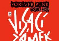 Visací Zámek Forever punk tour 2019 v Praze