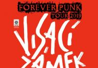 Visací Zámek Forever punk tour 2019 - Teplice