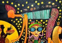 Výstava obrazů Kateřiny Sidonové