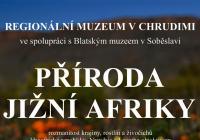 Příroda jižní Afriky