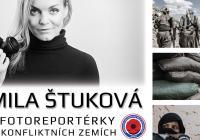 Jarmila Štuková - práce fotoreportérky nejen v konfliktních zemích