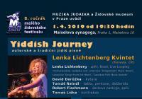 Mažif VIII festival židovské hudby