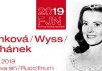Slavnostní koncert Festivalu Jarmily Novotné 2019