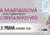 Sima Martausová v Praze