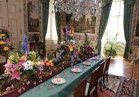 Květinová partie pro císaře na zámku Vranov nad Dyjí
