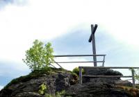 Rolandův kámen, Karlova Studánka