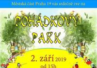 Pohádkový park - Praha Kbely