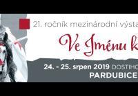 Koně v akcí - Pardubice