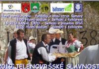 Jelenovršské slavnosti - Nová Pec