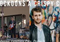 The Rockoons a Crispy Cheeks v Dejvické klubovně