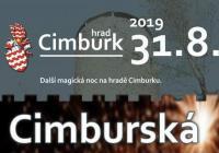 Hradozámecká noc na hradě Cimburk
