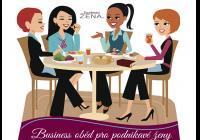 Business oběd pro podnikavé ženy