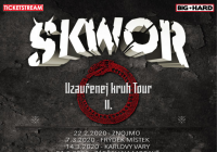 Škwor Uzavřenej kruh Tour II. - Znojmo