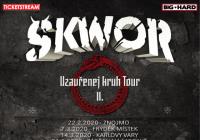 Škwor Uzavřenej kruh Tour II. - Uherské Hradiště