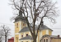 Kostel sv. Vavřince, Dlouhý Most