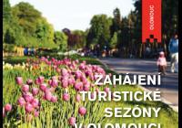 Zahájení turistické sezóny v Olomouci