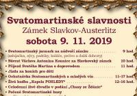 Svatomartinské slavnosti na zámku Slavkov u Brna