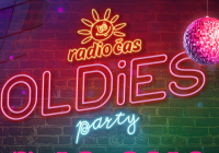 Oldies party Radia Čas v Garage Clubu