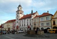 Stará radnice s vyhlídkovou věží